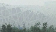 Dicke Luft vor den olympischen Spielen
