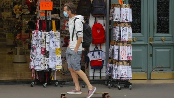Frankreich rüstet Corona-App auf