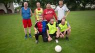 Hobbyfußballer aus Leidenschaft:  Spieler des SG 1928 sind mit vollem Einsatz dabei.