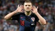 Ante Rebić: Ob die Deutschen mit seiner Hilfe immer noch drin wären?