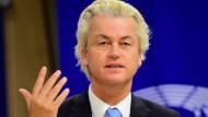 Werbespot von Geert Wilders nicht gesendet