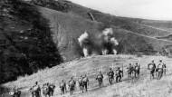Militärische Lage Bulgariens