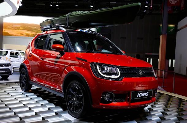 Suzuki Ignis Der Kleine SUV Kommt Schon Im Januar Auf Den Markt Und Uberzeugt Mit