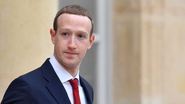 Zuckerberg will mehr Steuern zahlen