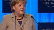 Merkel fordert stärkere Koordinierung in der Euro-Zone