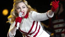Madonna singt beim ESC-Finale in Israel