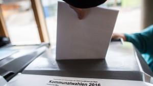 Ein Drittel der Wähler ist 60 oder älter