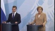Medwedjew will Wandel durch Handel