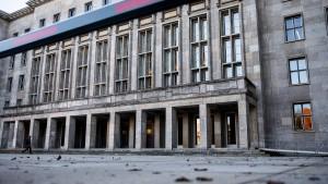 Union erwägt Aufteilung des Finanzministeriums