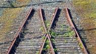 Es fährt ein Zug nach Nirgendwo: Die Bahn will mal wieder besser werden.