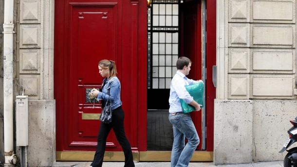 Hausdurchsuchungen bei Sarkozy