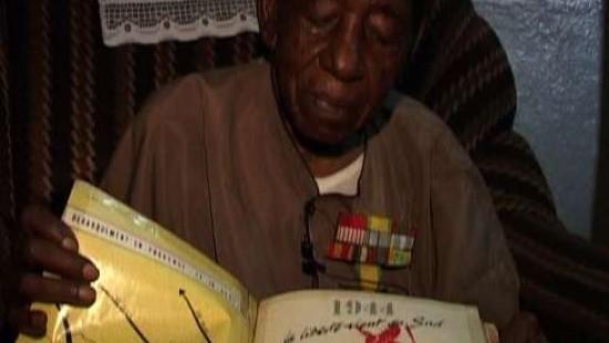 Veteranen aus den Kolonien warten auf ihre Renten