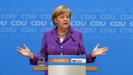 Merkel: Gute Regierungsarbeit beste Antwort auf AfD