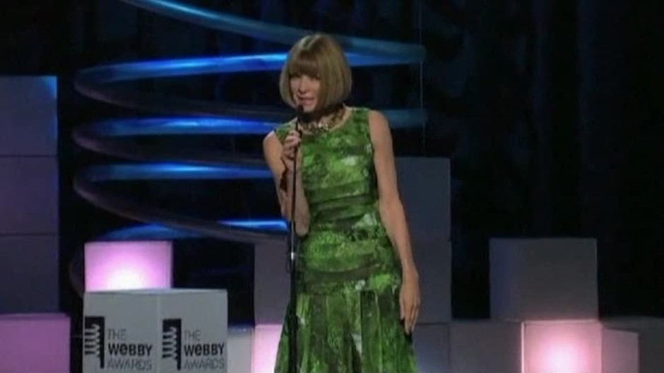 Internet Oscars für vogue.com, Groupon und Handy-Erfinder