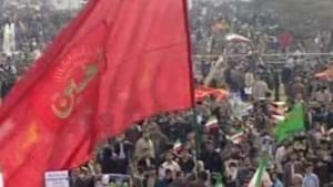 Zusammenstöße und Festnahmen in Iran