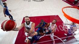 US-Basketballer verlieren überraschend