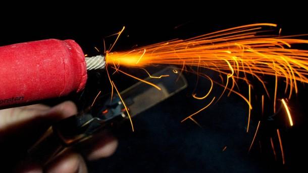 Wie Händler das Feuerwerksverkaufsverbot umgehen