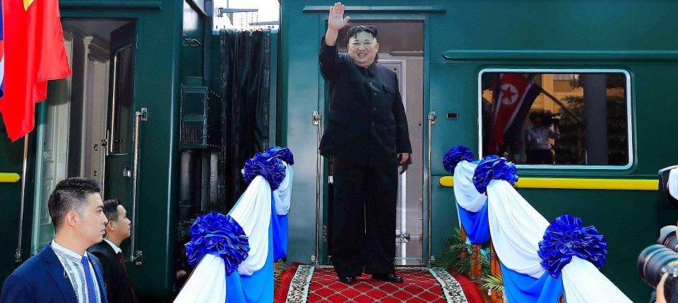 Nordkorea Zieht Verbindungsleute Ab Betrachtliche