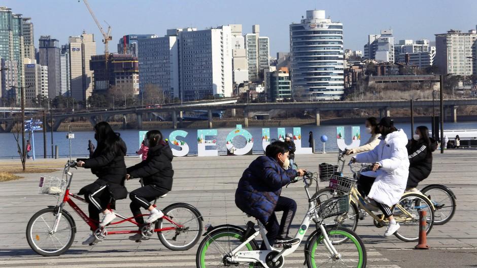Der stärkste Aktienmarkt im Corona-Jahr 2020: Südkorea