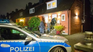 Union will mehr Rechte für Polizei im Kampf gegen Einbrecher