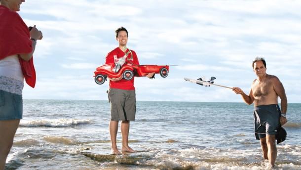 Kein Witz: Das Auto der Zukunft ist ein Bobby-Car