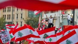 Proteste im Libanon halten an