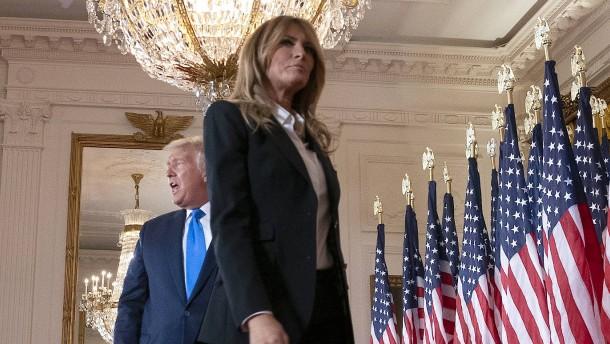 Was Melania Trumps Mode über die First Lady verrät