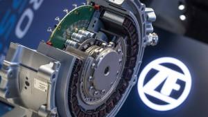 ZF Friedrichshafen kauft Bremsenhersteller Wabco
