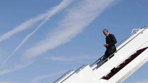 Obama auf Abschiedstour in Europa