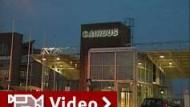 Airbus bekennt sich zu Hamburg