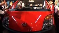 Verkaufsstart für das billigste Auto der Welt