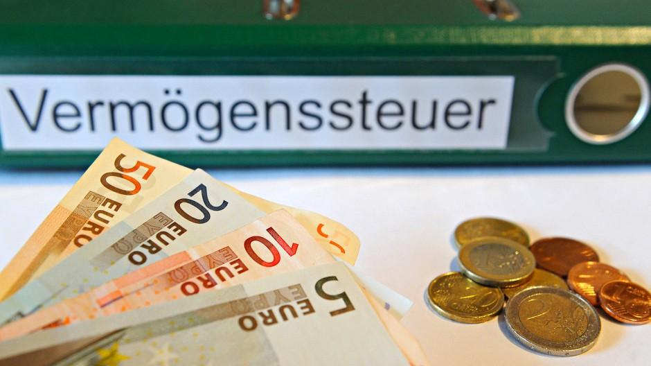Die SPD arbeitet schon lange an einem Konzept für eine Vermögenssteuer.