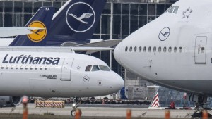 Einstellungsstopp bei der Lufthansa
