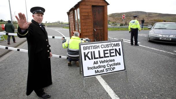 """""""Die Briten haben über Irland nicht wirklich nachgedacht"""""""