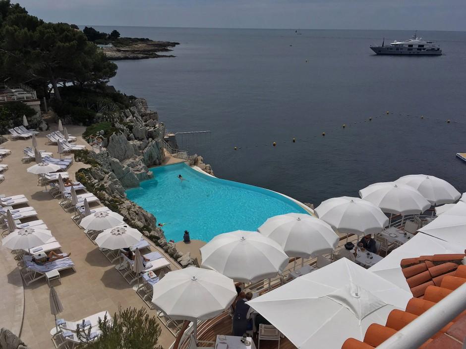 Hier wohnen die richtigen Stars: Hôtel du Cap-Eden-Roc