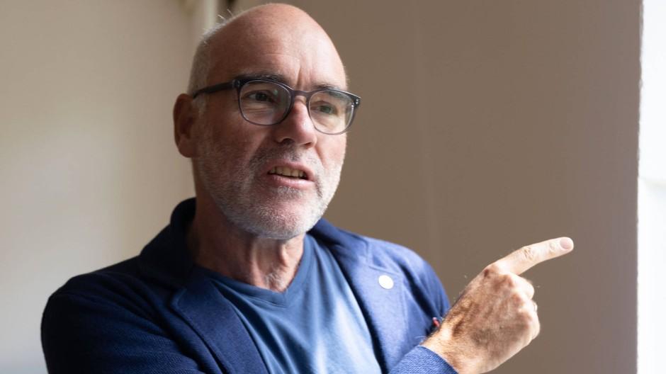 Weisungsbefugt: Bevor Elmar Fulda Hochschulpräsident wurde, hat er als Theater- und Opernregisseur gearbeitet.