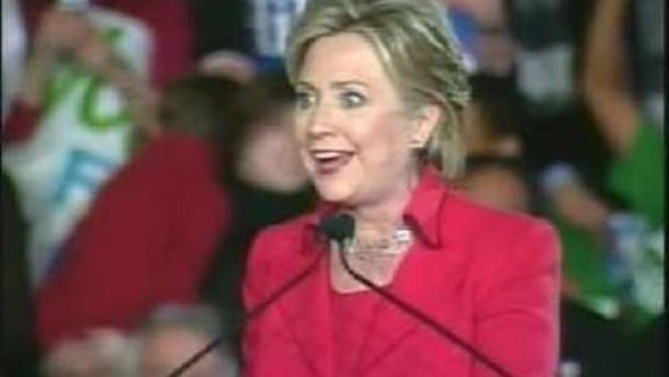 Clinton gewinnt Ohio und Texas, McCain die Kandidatur