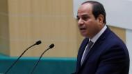 Wird der ägyptische Präsident Sisi nach der Macht greifen?