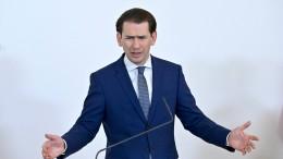 Steht Österreichs Bundeskanzler vor dem Aus?