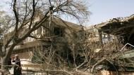 Kabul beschuldigt pakistanischen Geheimdienst