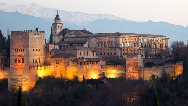 Meggins perfektes Wochenende in Granada