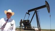 Öl-Diebstahl in Texas