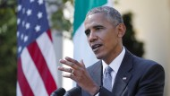 Obama: Trump soll das Gejammer lassen