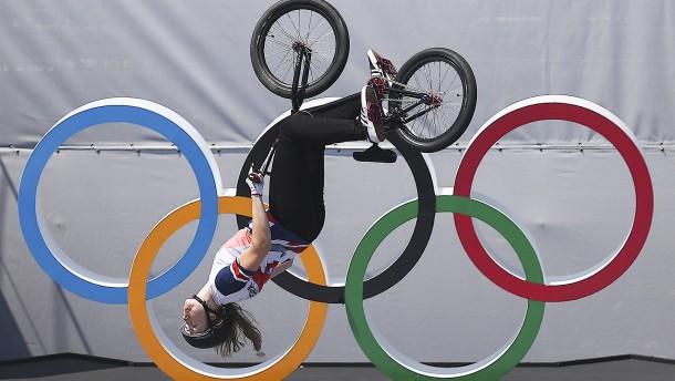 Mit atemraubenden Tricks zur Goldmedaille