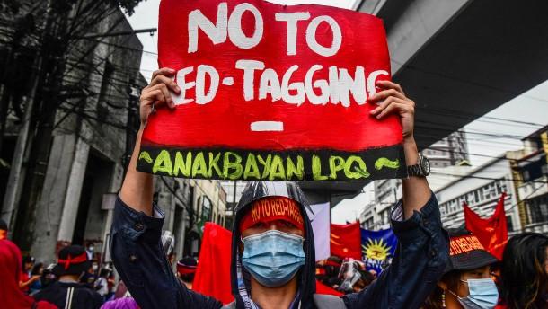 Duterte lässt töten