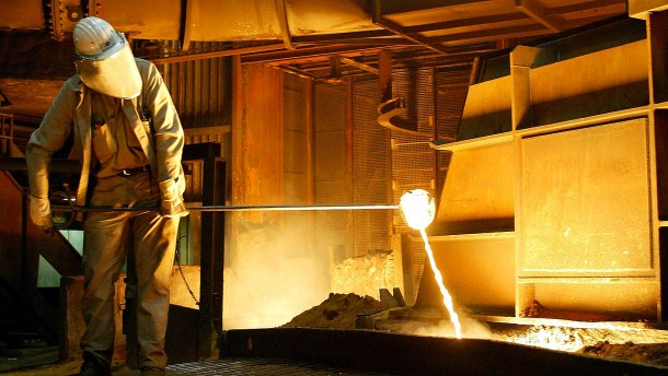 Thyssen-Krupp plant Milliarden-Sparprogramm