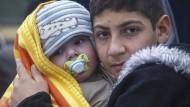Laut Europol sind 27 Prozent der Flüchtlinge, die im vergangenen Jahr nach Europa kamen, minderjährig.
