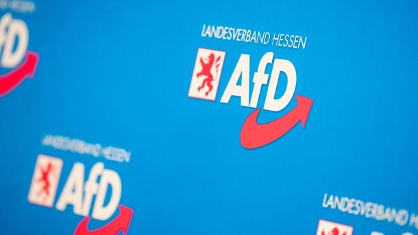 Kein Zutritt für AfD-Politiker