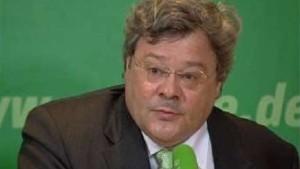 Bütikofer verlässt Grünen-Spitze