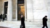 EU zwingt Griechenland zu striktem Sparkurs